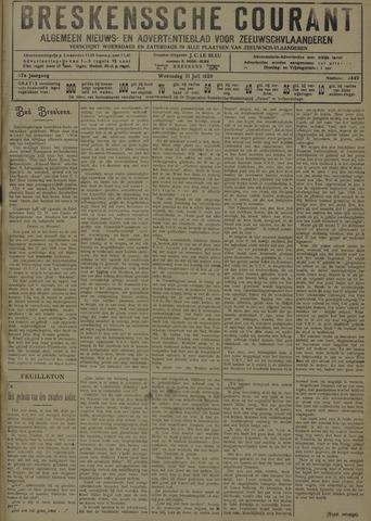 Breskensche Courant 1929-07-31