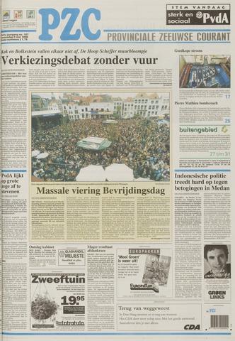 Provinciale Zeeuwse Courant 1998-05-06