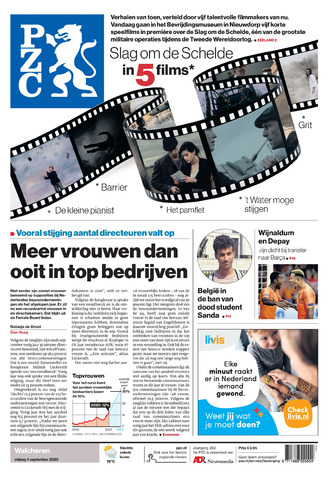 Provinciale Zeeuwse Courant 2020-09-04