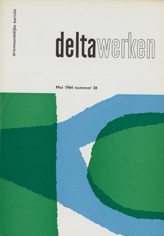 Driemaandelijks bericht Deltawerken 1964-05-01
