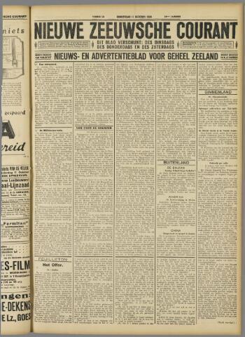 Nieuwe Zeeuwsche Courant 1928-10-11