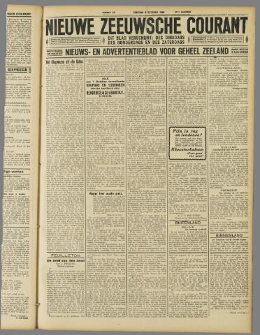 Nieuwe Zeeuwsche Courant 1929-10-08