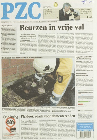Provinciale Zeeuwse Courant 2008-01-22