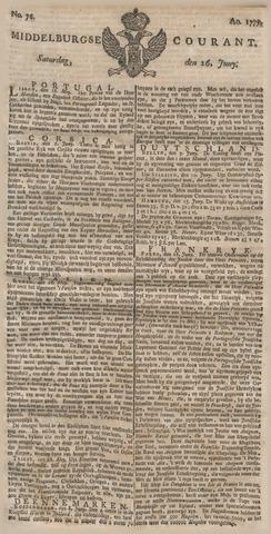 Middelburgsche Courant 1779-06-26