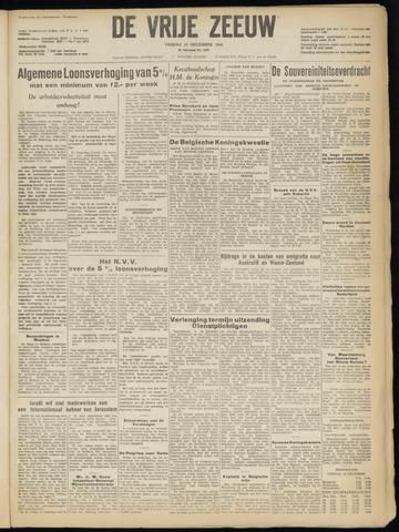 de Vrije Zeeuw 1949-12-23