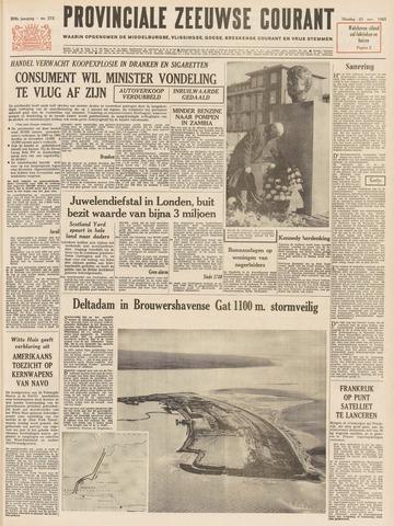 Provinciale Zeeuwse Courant 1965-11-23