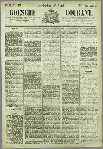 Goessche Courant 1906-04-26