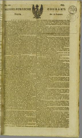 Middelburgsche Courant 1817-08-19