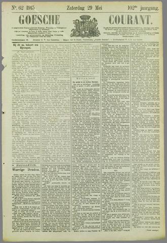 Goessche Courant 1915-05-29