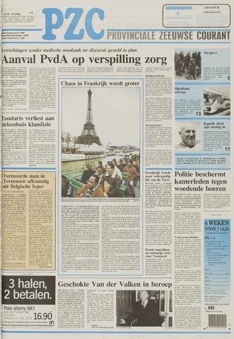 Provinciale Zeeuwse Courant 1995-12-05