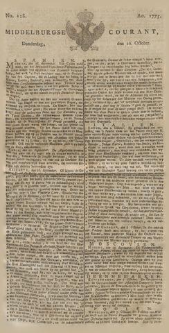Middelburgsche Courant 1775-10-26