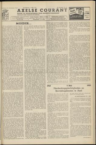 Axelsche Courant 1955-05-07