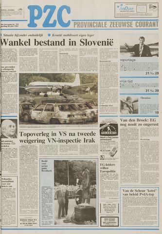Provinciale Zeeuwse Courant 1991-06-29