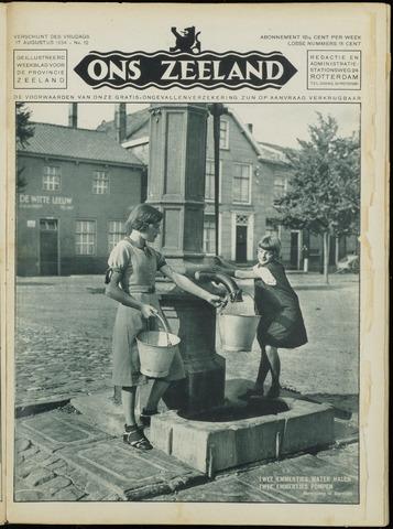 Ons Zeeland / Zeeuwsche editie 1934-08-17