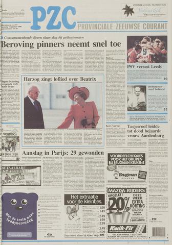 Provinciale Zeeuwse Courant 1995-10-18