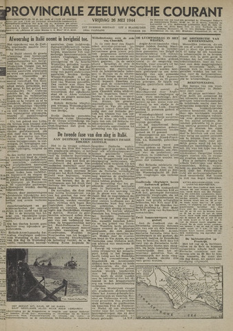 Provinciale Zeeuwse Courant 1944-05-26