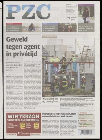 Provinciale Zeeuwse Courant 2013-11-26