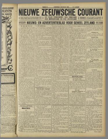 Nieuwe Zeeuwsche Courant 1925-11-05