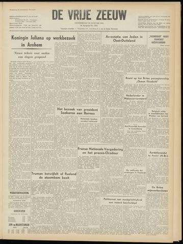 de Vrije Zeeuw 1953-01-29