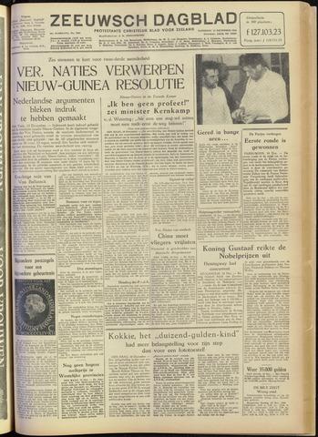 Zeeuwsch Dagblad 1954-12-11