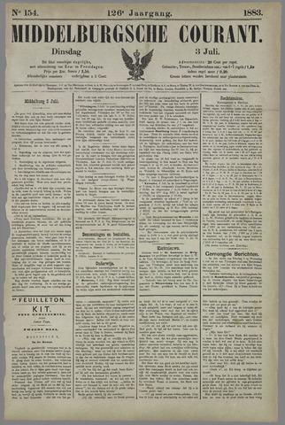Middelburgsche Courant 1883-07-03