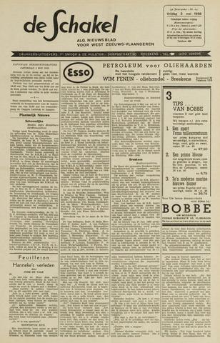 De Schakel 1958-05-02