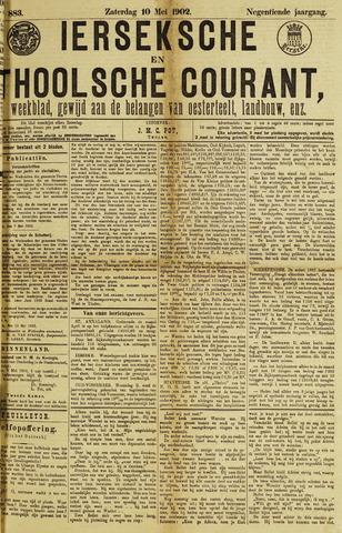 Ierseksche en Thoolsche Courant 1902-05-10