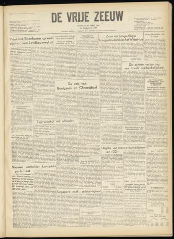de Vrije Zeeuw 1956-04-17