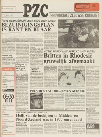 Provinciale Zeeuwse Courant 1978-06-26