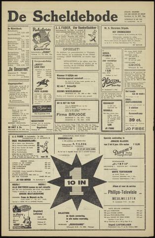 Scheldebode 1960-05-25