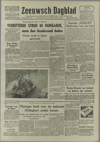 Zeeuwsch Dagblad 1956-10-27
