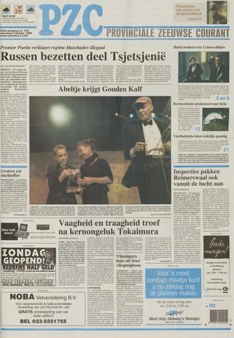 Provinciale Zeeuwse Courant 1999-10-02