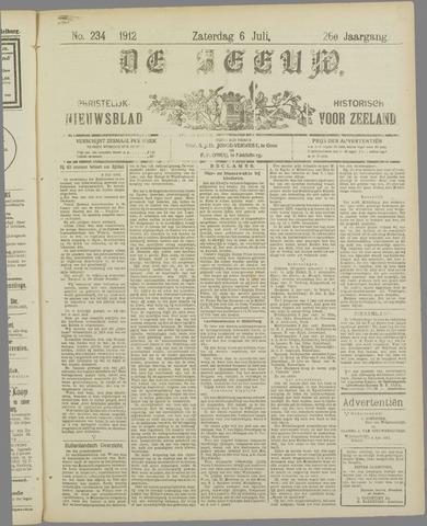De Zeeuw. Christelijk-historisch nieuwsblad voor Zeeland 1912-07-06
