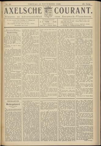 Axelsche Courant 1929-11-15