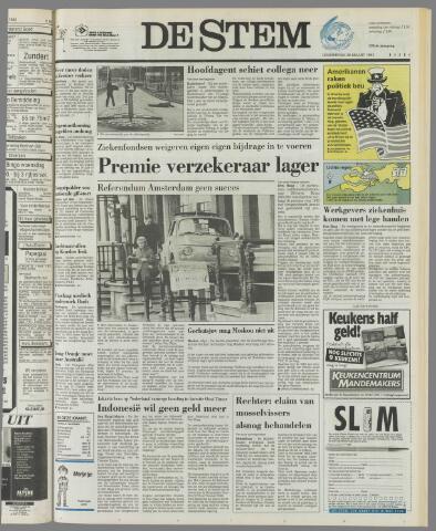 de Stem 1992-03-26