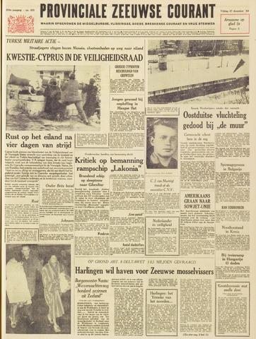 Provinciale Zeeuwse Courant 1963-12-27