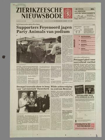 Zierikzeesche Nieuwsbode 1996-07-22