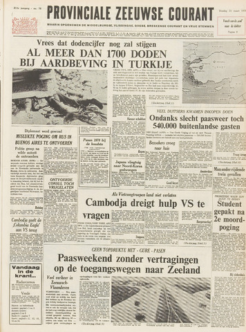 Provinciale Zeeuwse Courant 1970-03-31