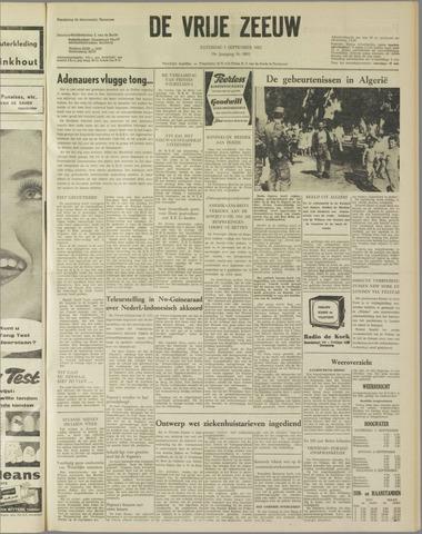 de Vrije Zeeuw 1962-09-01