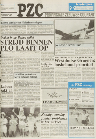 Provinciale Zeeuwse Courant 1983-06-06