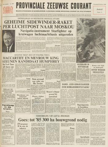 Provinciale Zeeuwse Courant 1968-10-30