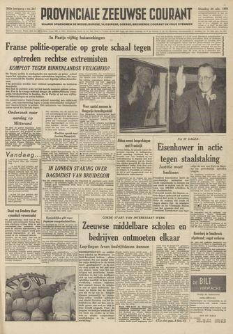 Provinciale Zeeuwse Courant 1959-10-20