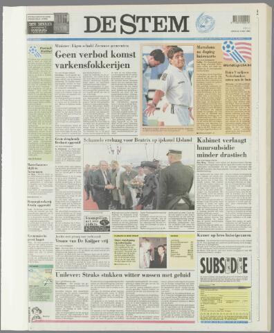 de Stem 1994-07-01