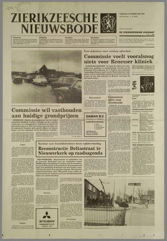 Zierikzeesche Nieuwsbode 1987-02-20