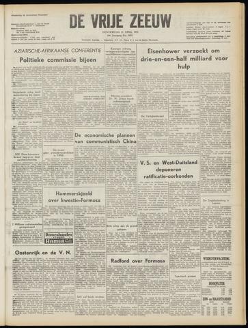 de Vrije Zeeuw 1955-04-21