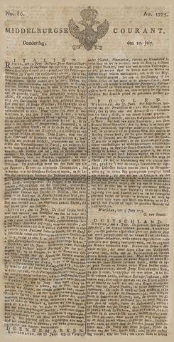 Middelburgsche Courant 1775-07-20