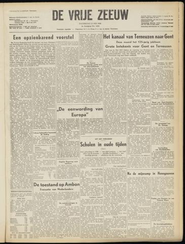 de Vrije Zeeuw 1950-05-13