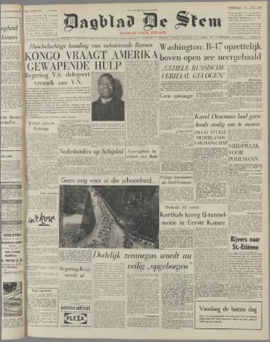 de Stem 1960-07-13