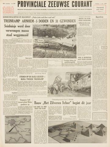 Provinciale Zeeuwse Courant 1964-09-01