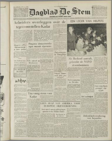 de Stem 1956-11-16